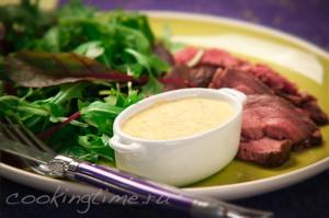 Горчичный соус Дижонез (Dijonaise)