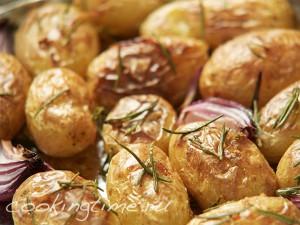 Картофель по-провански