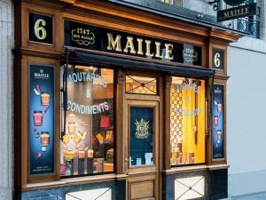 Бутик Maille - Париж, Франция