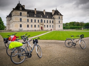 Велотур — Бургундия, Франция