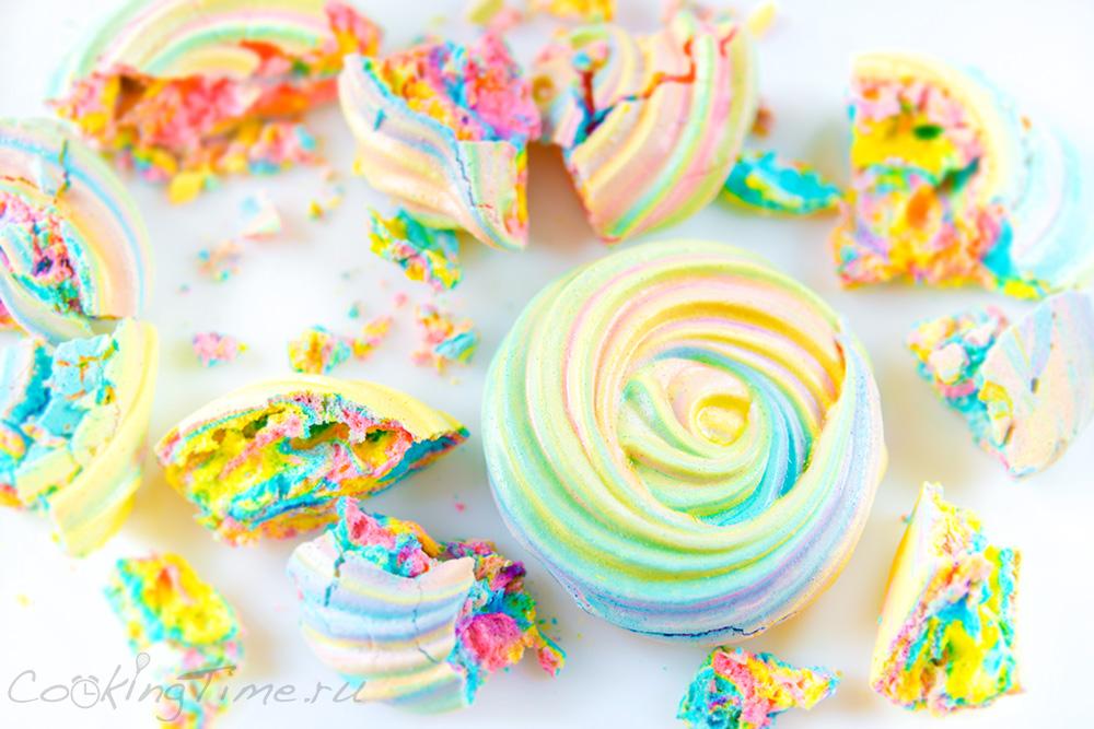 Радужные Меренги - Rainbow Merengues