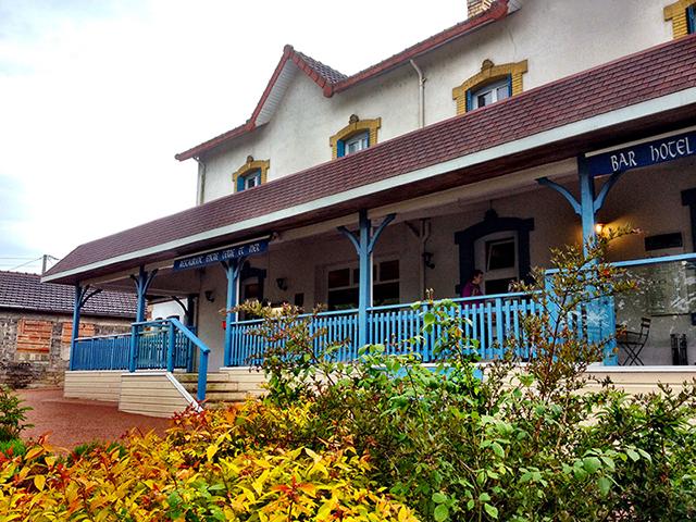 Отель-ресторан Entre Terre et Mer