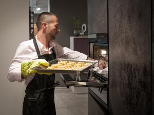 #КукингФан - мастер-класс на кухне ALNO