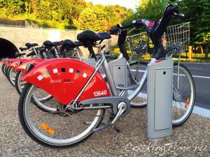 Лионский Велопрокат