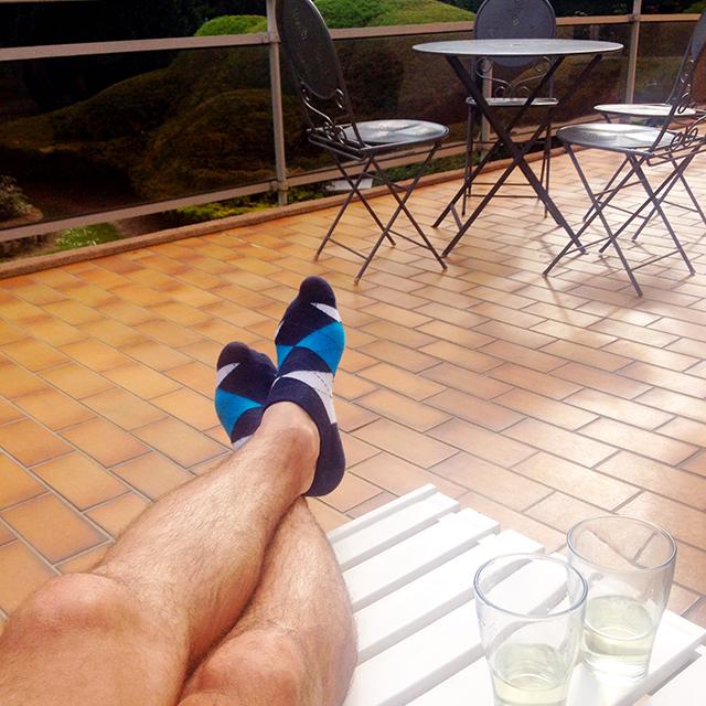 Вино и солнце - день чудесный!