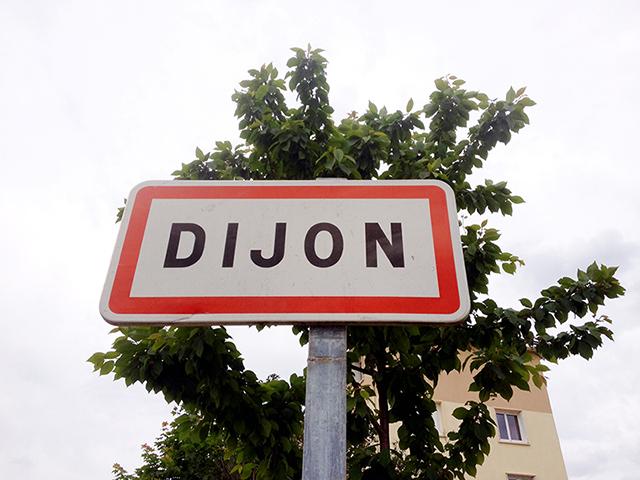 Дижон!