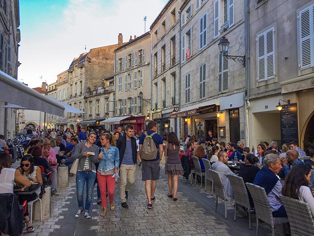 Rue Saint Jean du Pérot, La Rochelle