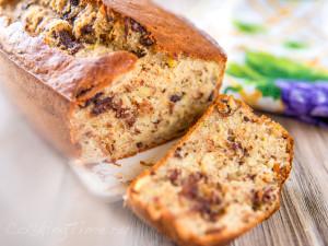 Банановый Хлеб - Banana Bread