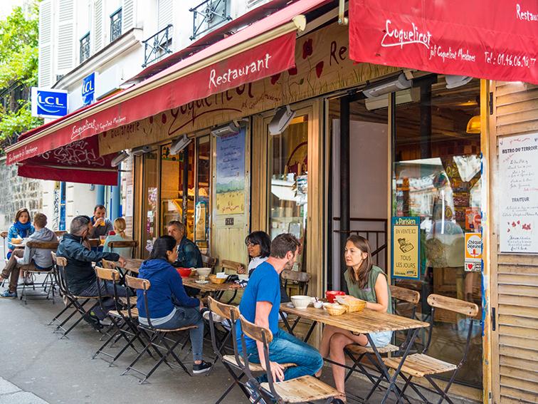 Пекарня-ресторан Coquelicot
