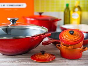 СКИДКА 30% на посуду Le Creuset