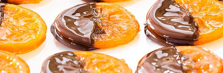 Апельсины  в Шоколаде — праздничный десерт