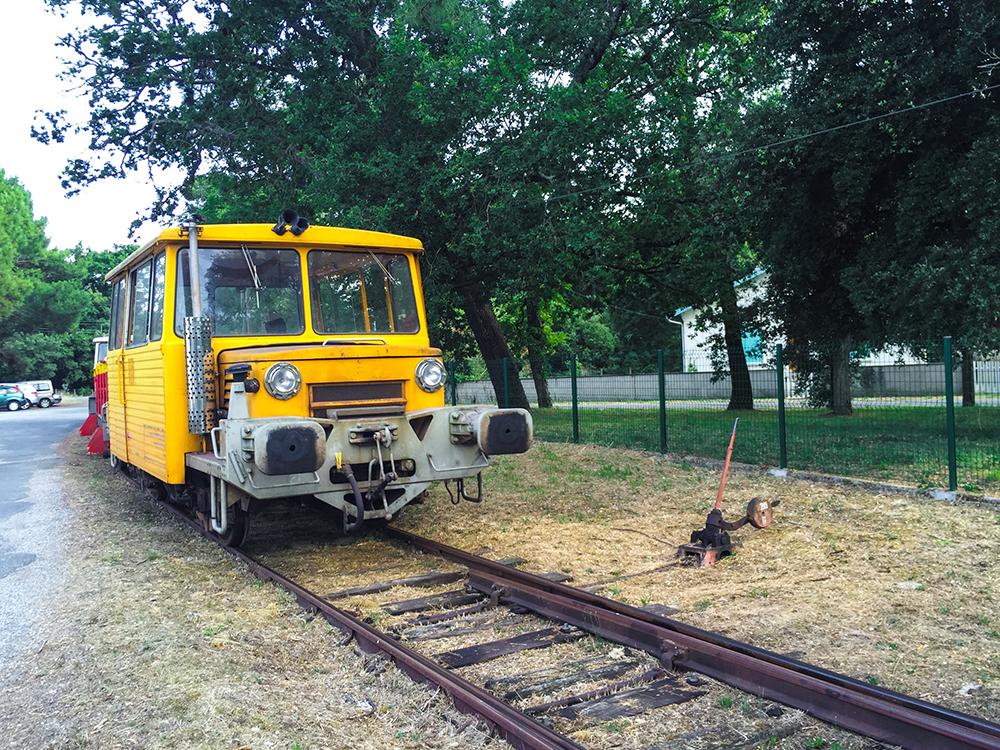 Старая железная дорога Вердона