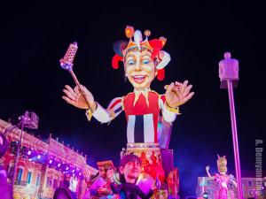 Карнавал в Ницце - Corso Carnavalesque Illuminé