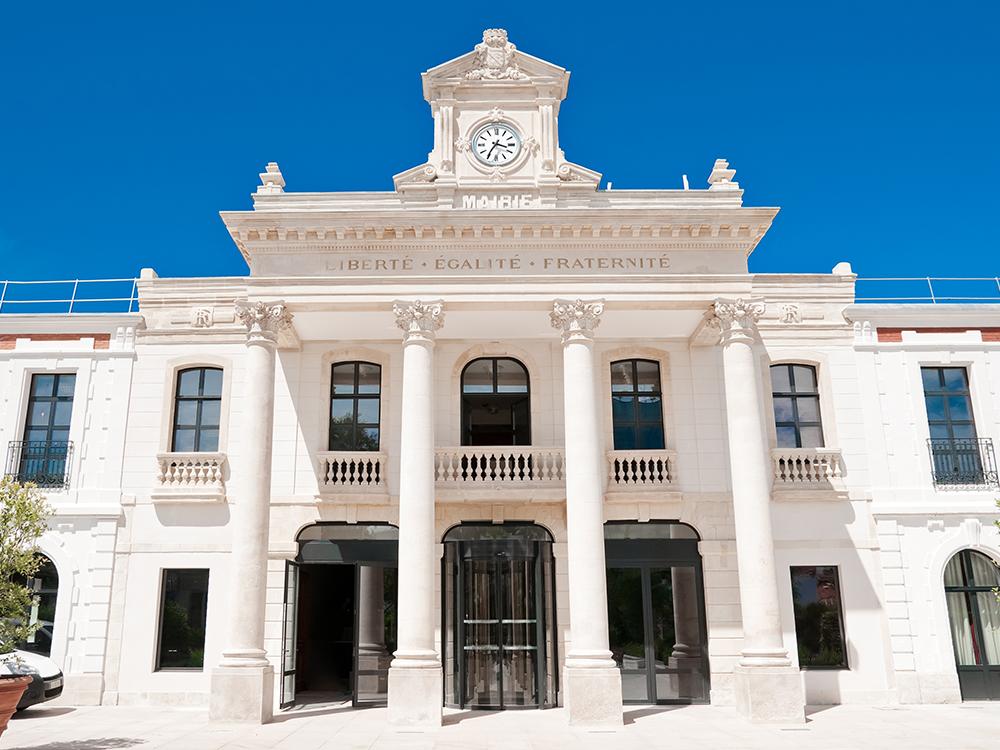 Здание Мэрии в Аркашоне