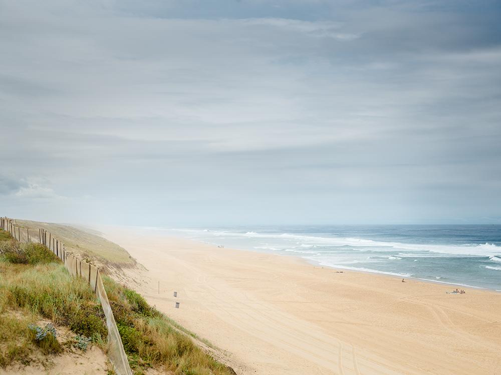 Пляж Конти
