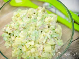 Салат Уолдорф - Waldorf Salad