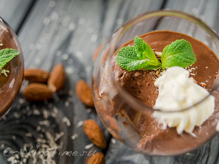 Шоколадный Пудинг - Chocolate Pudding