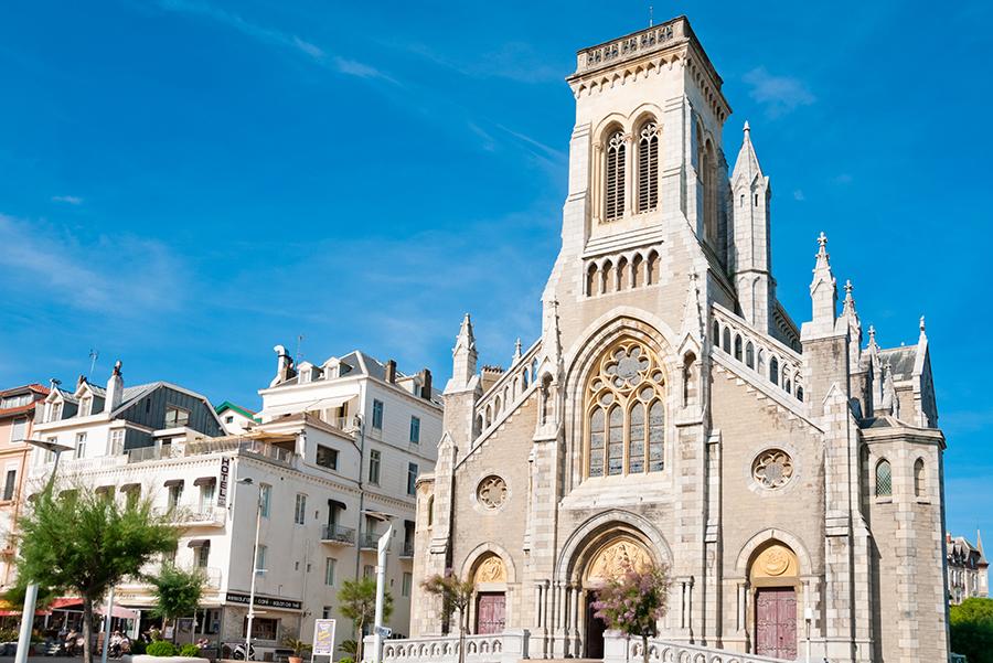 Церковь Сен-Эжени