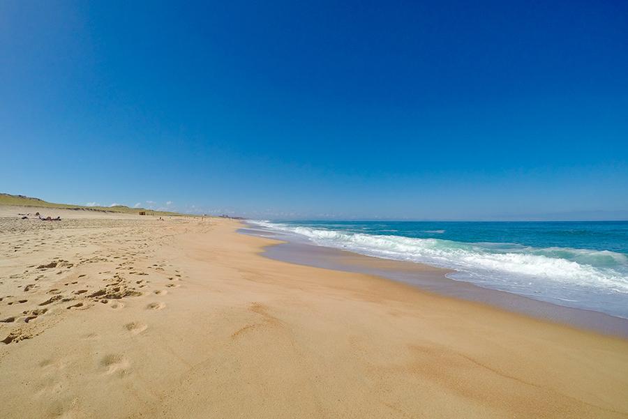 Прекрасный Атлантический океан...