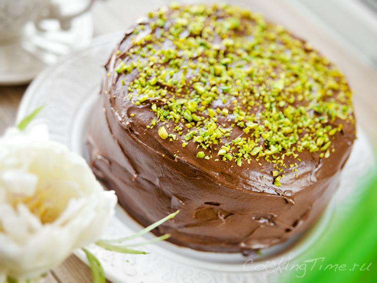 Супер Шоколадный Торт