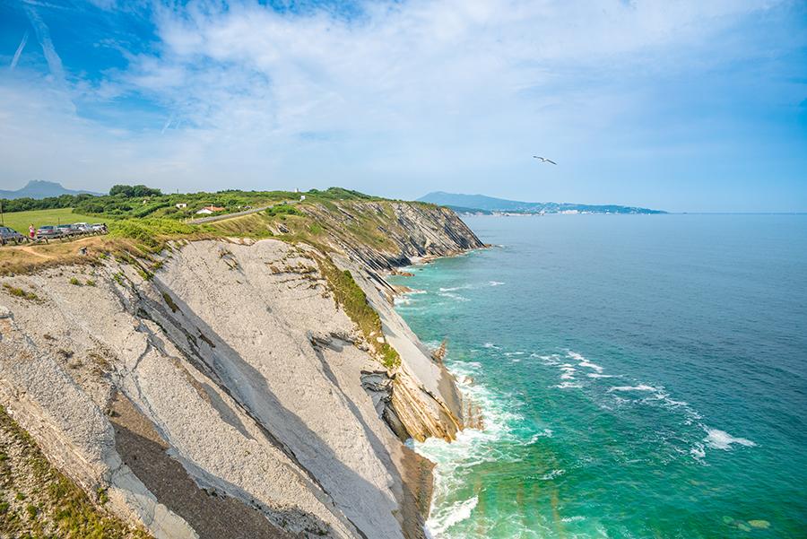 Баскский Корниш  - La Corniche Basque
