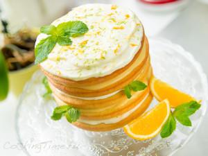 Цитрусовый Торт - Citrus Cake