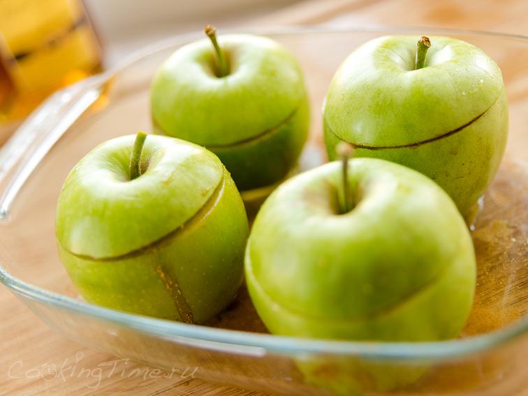Печеные Яблоки - Baked Apples