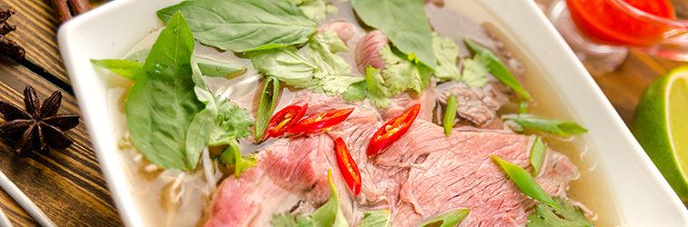 Вьетнамский Суп Фо Бо — Pho Bo