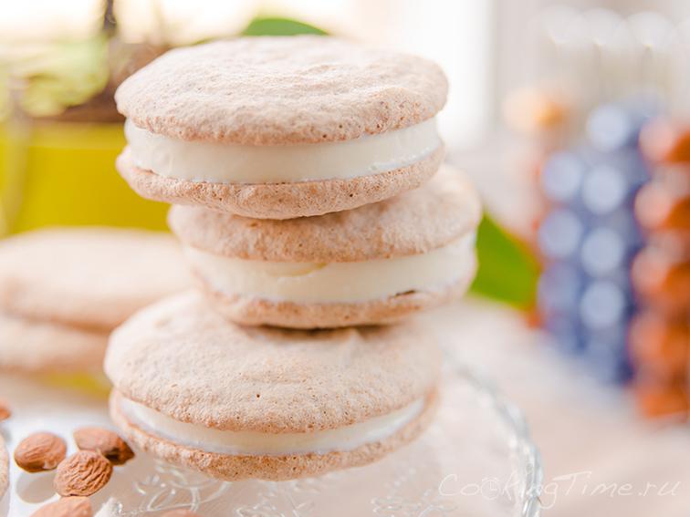 Миндальное Печенье - Almond Cookies