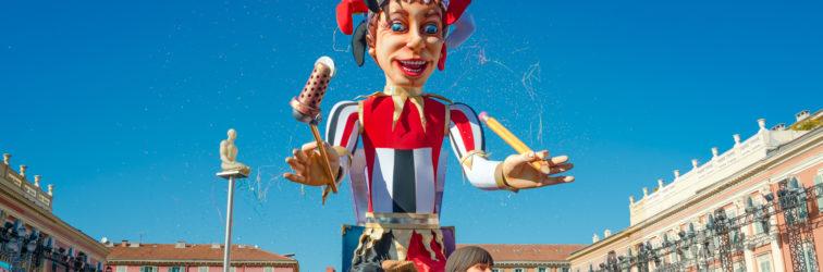 Карнавал в Ницце — Carnaval de Nice