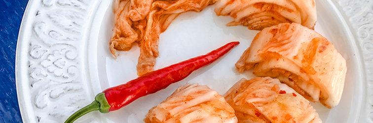 Кимчи или Кимчхи — корейская закуска