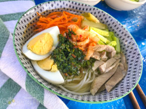 "Вьетнамский суп ""Фо бо""-pho bo"