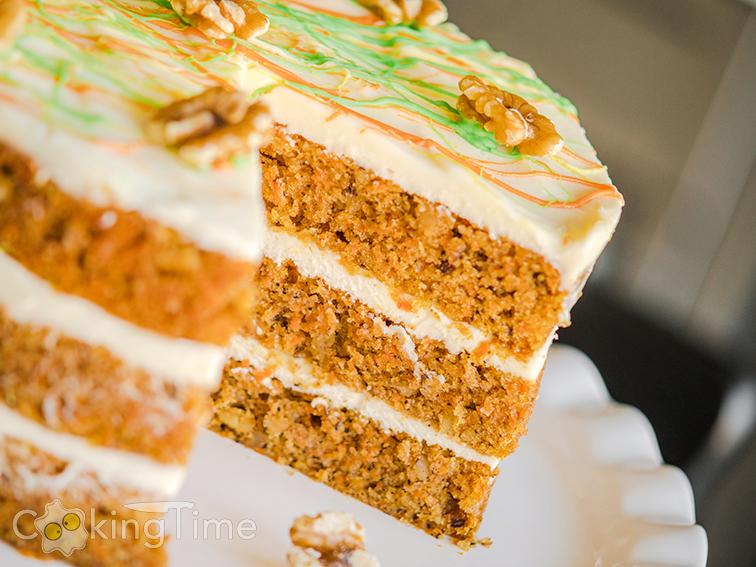 Кукинг тайм торт павлова