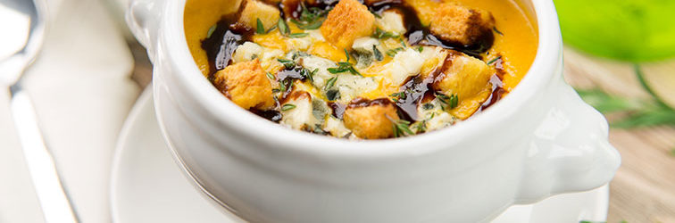ТЫКВЕННЫЙ СУП | крем-суп из тыквы