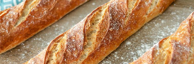 Французский Багет — простой рецепт