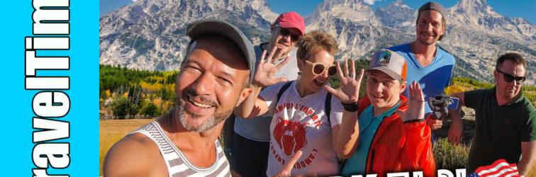 ВЛОГ Гранд-Титон | Grand Teton National Park