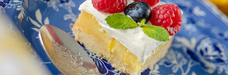 Лимонные пирожные КВАДРАТИКИ | Lemon Bars